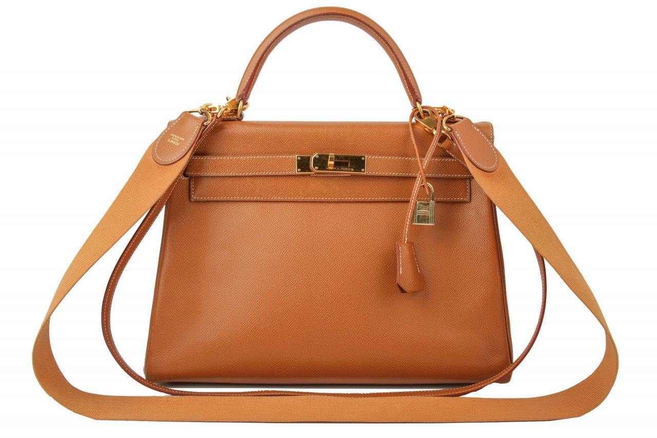 Hermès Kelly 32 Togo Gold