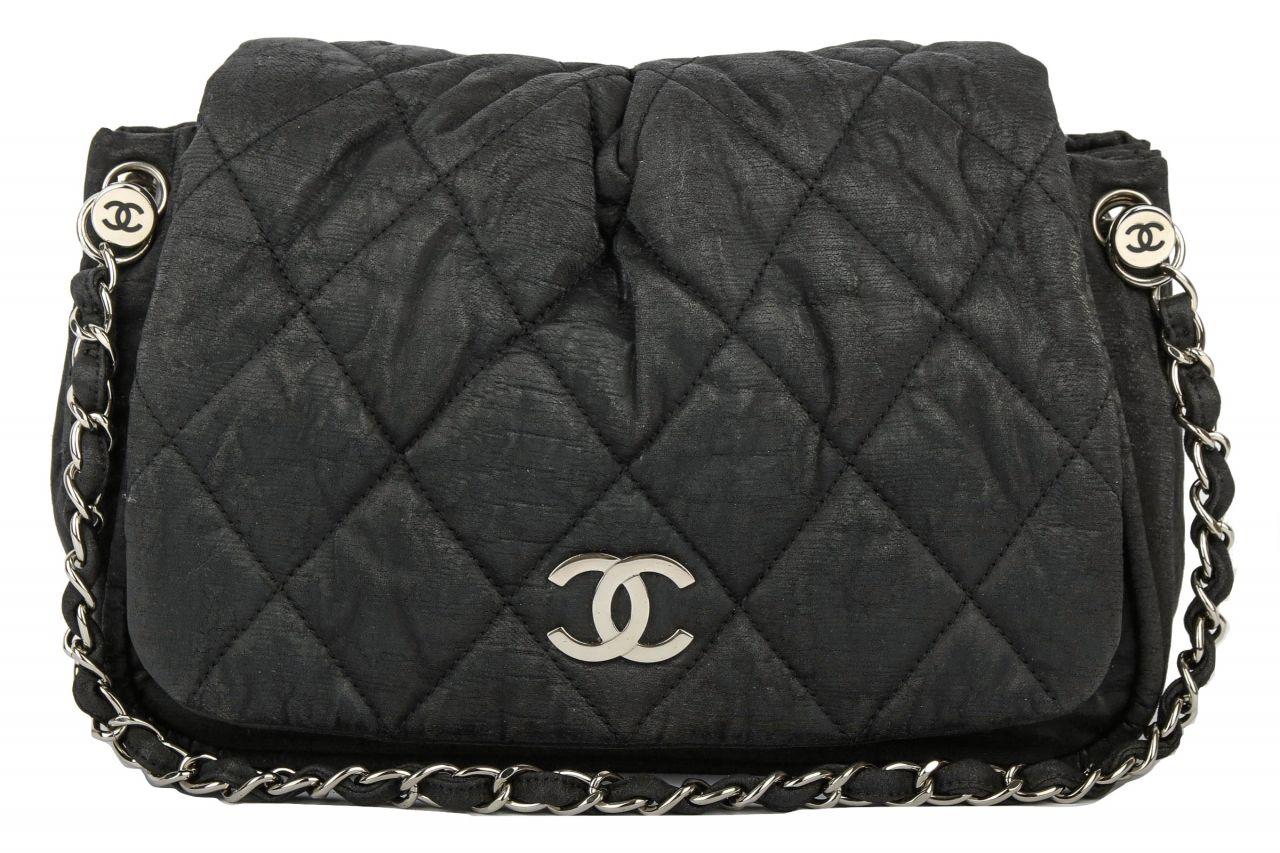 Chanel Shoulder Bag Black