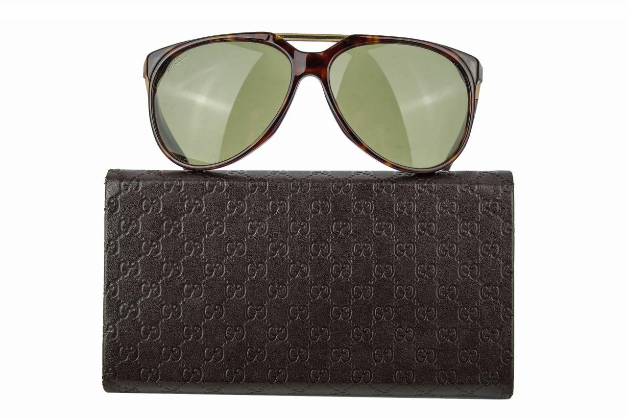 Gucci Sonnenbrille GG3501/S Braun