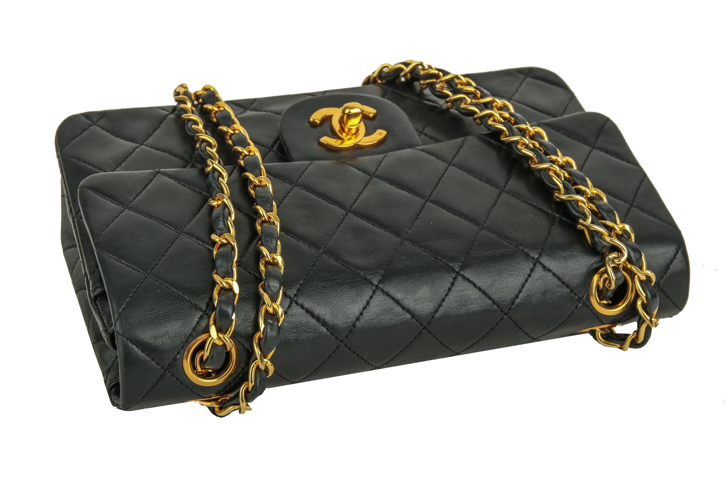 90612c48c0379 Preview  Chanel Timeless Classic Flap Small Schwarz. Preview  Chanel  Timeless Classic Flap Small Schwarz