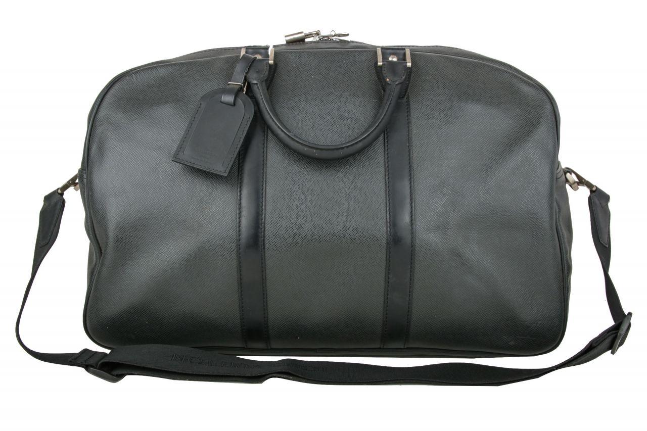 Louis Vuitton Kendal PM Black Taiga