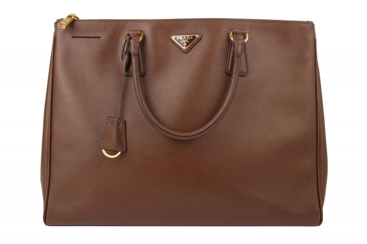 Prada Galleria Bag Braun