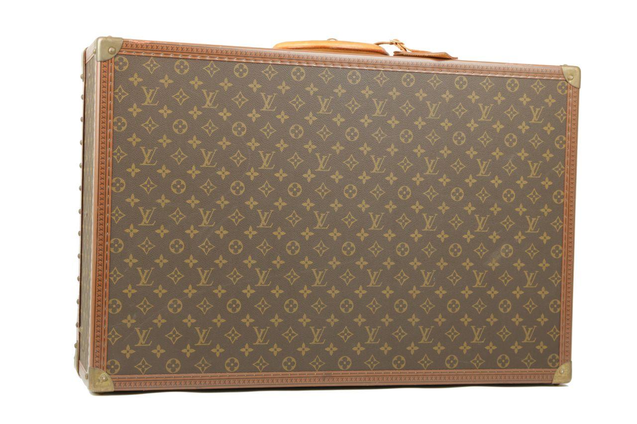 Louis Vuitton Bisten Koffer 70 Monogram Canvas