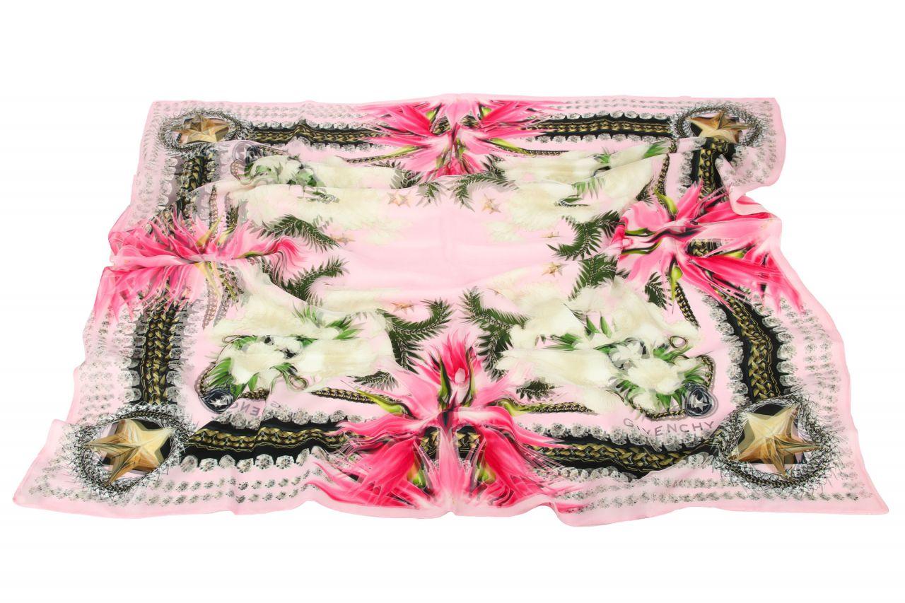 Givenchy Tuch 3D Effekt Rosa