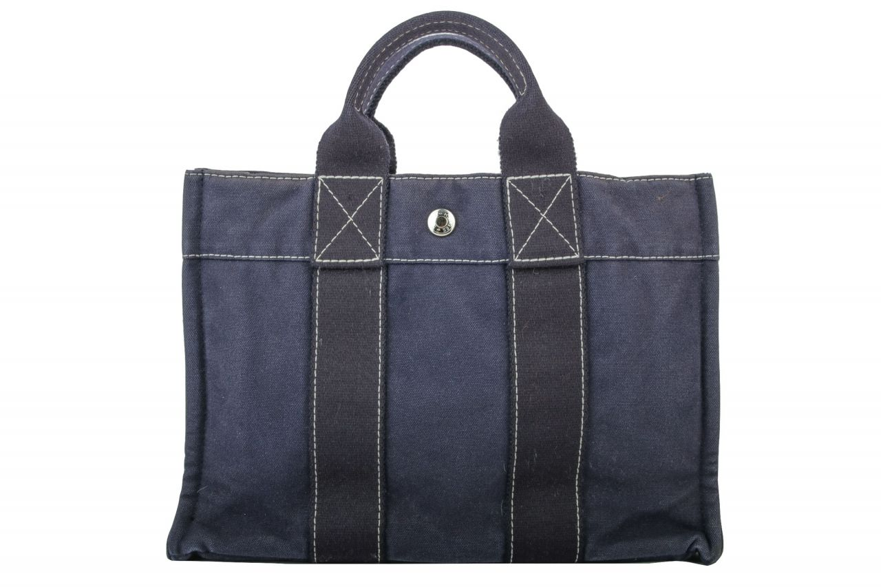 Hermès Fourre Tout PM Blue
