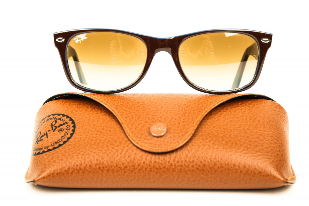 Ray Ban New Wayfarer Sonnenbrille Multicolor