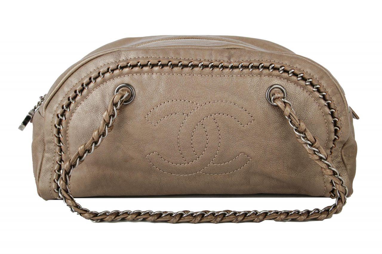 Chanel Handtasche Kupfer