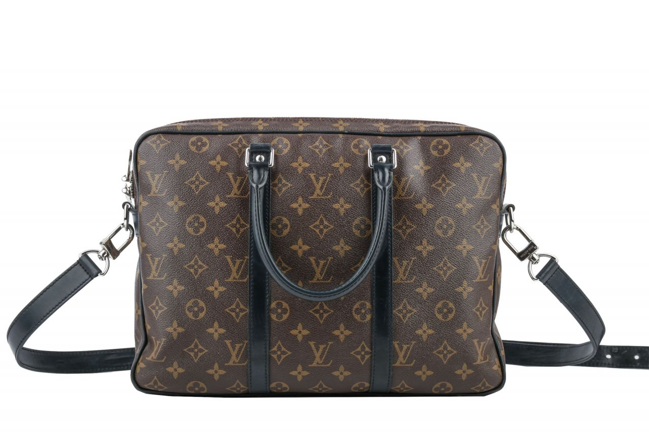 Louis Vuitton Porte-Documents Voyage PM Monogram Canvas