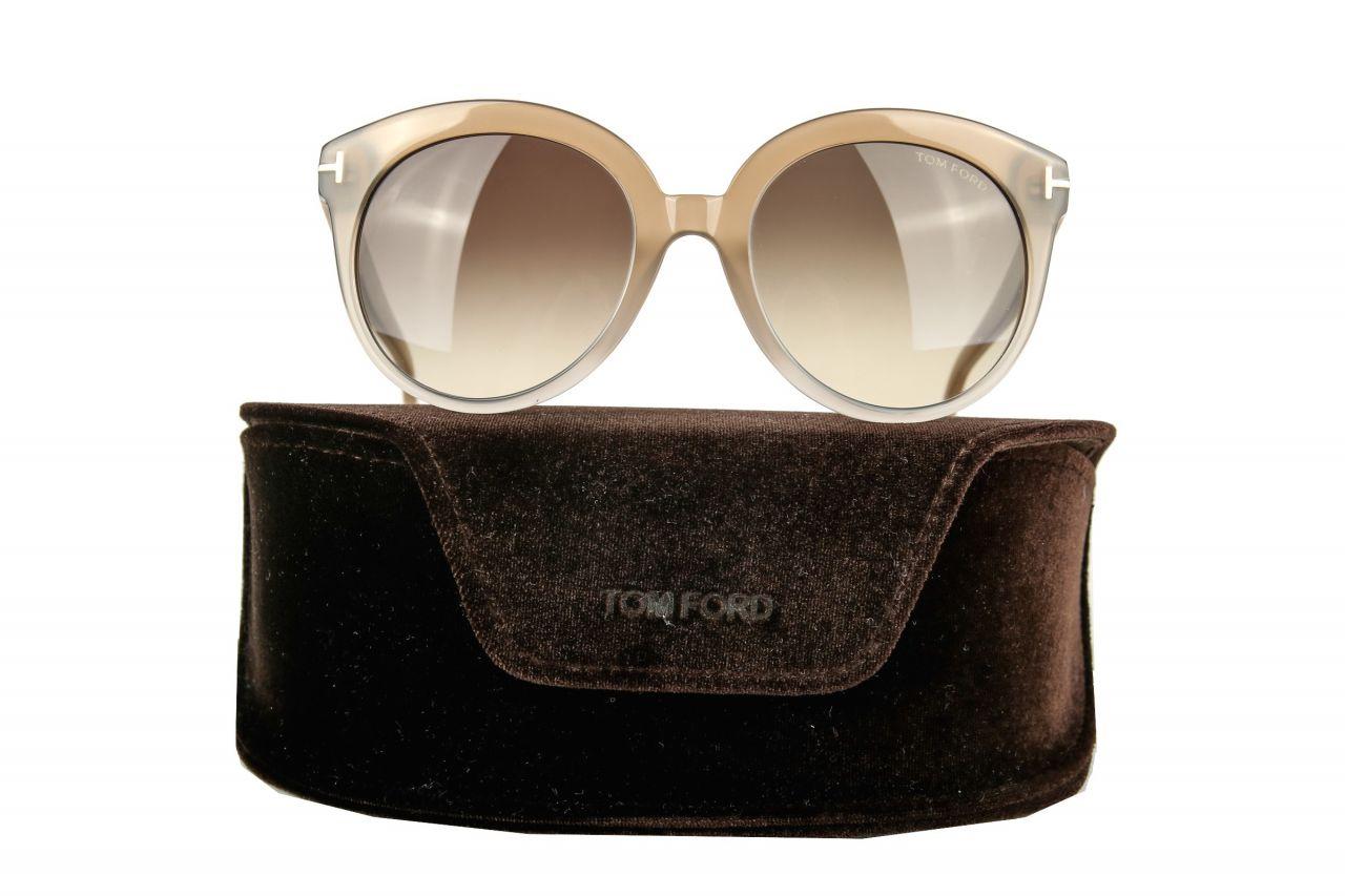 Tom Ford Sonnenbrille Beige
