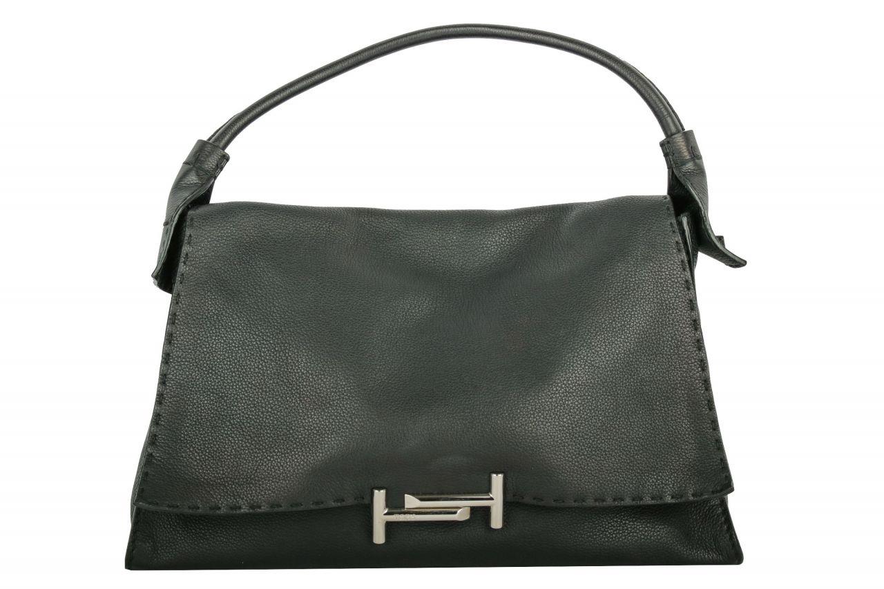 Tod's Handtasche Schwarz
