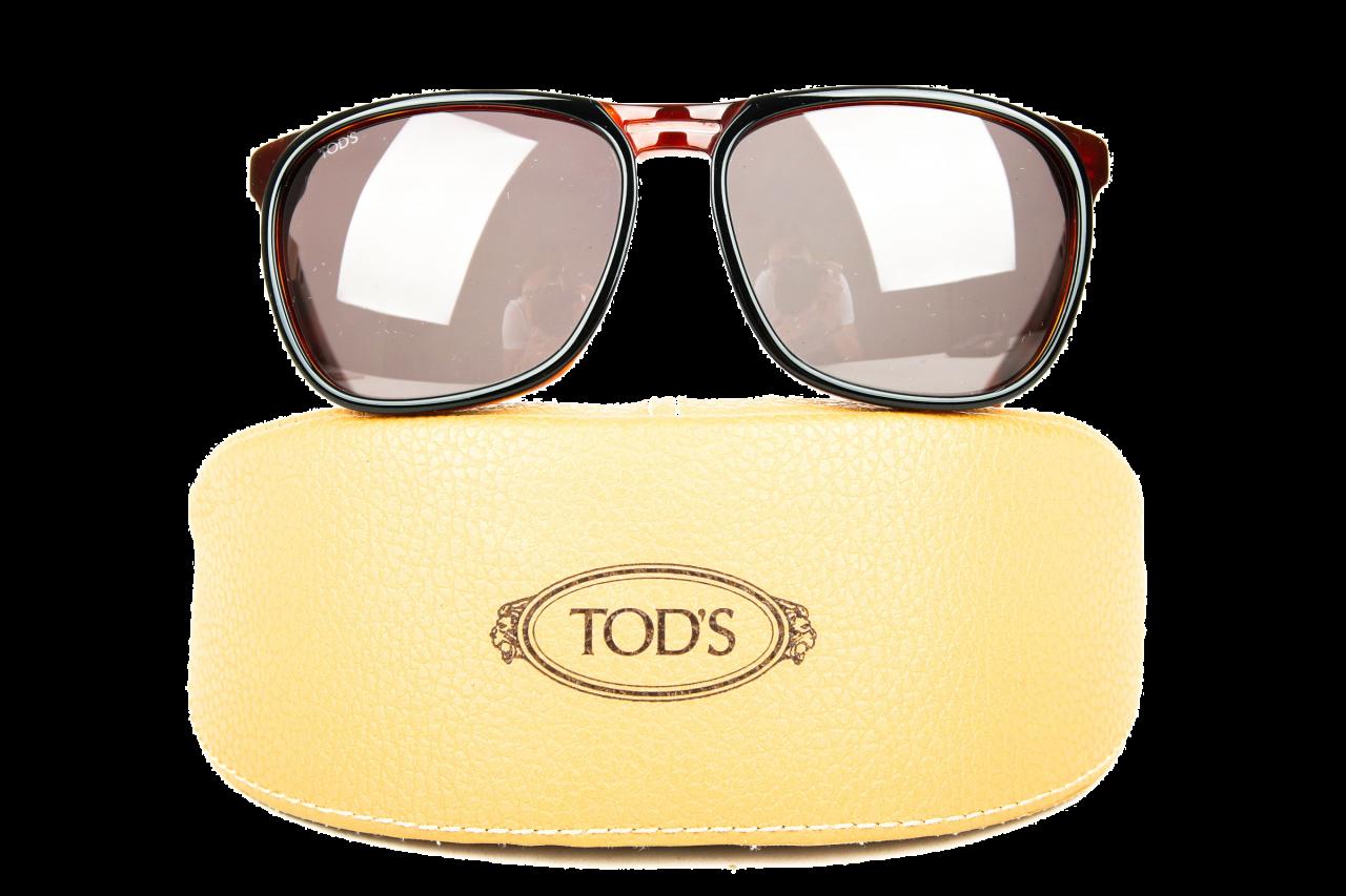 Tod's Sonnenbrille Braun