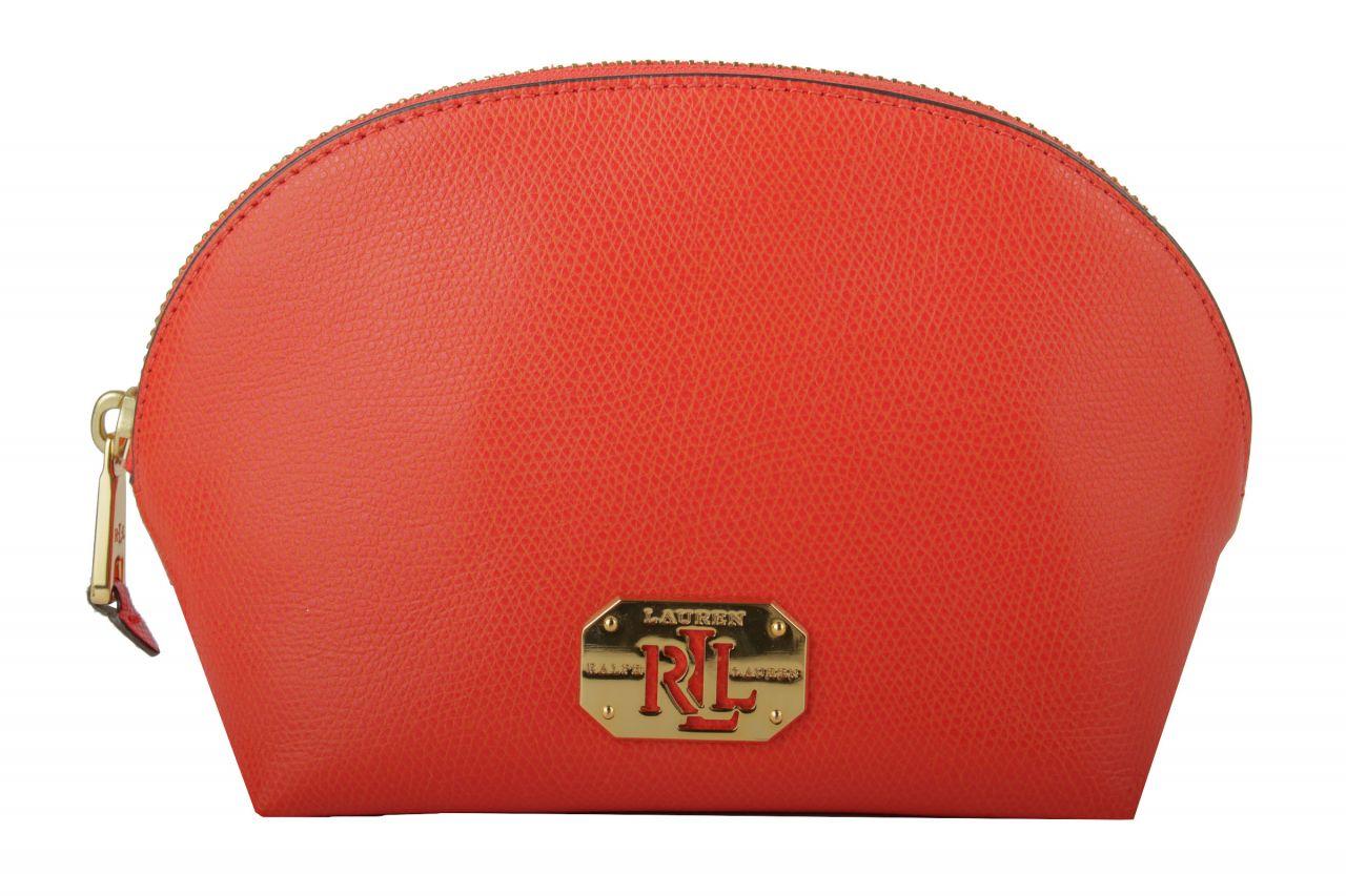 Ralph Lauren Kosmetiktasche Orange