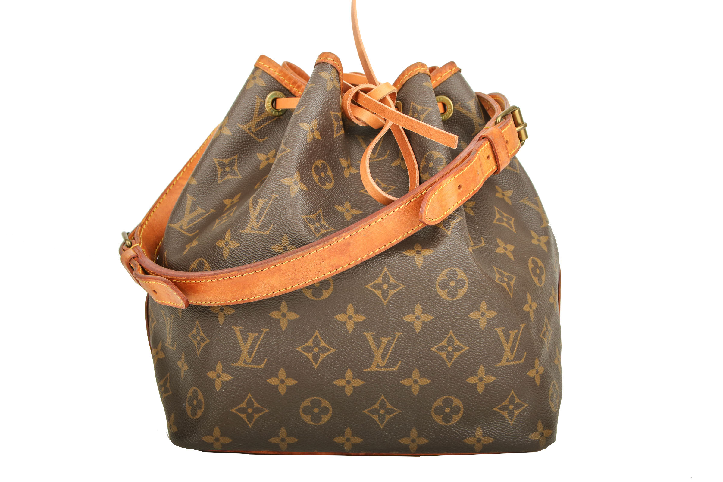 02f42ccad07cd Louis Vuitton Sac Noé Petit Monogram Canvas