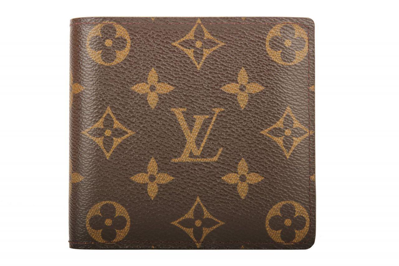 Louis Vuitton Portemonnaie Monogram Canvas
