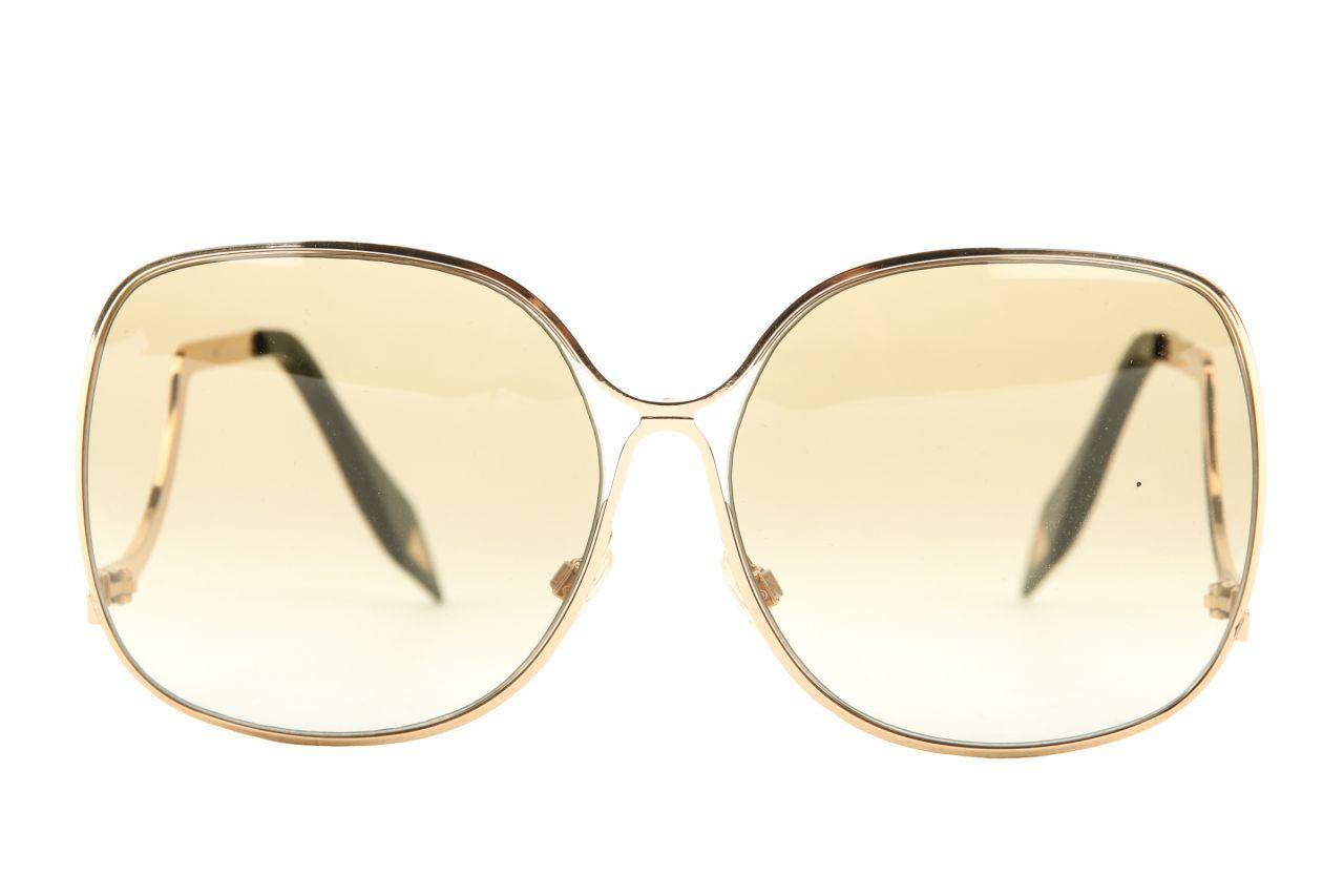 Victoria Beckham Eyewear Gold