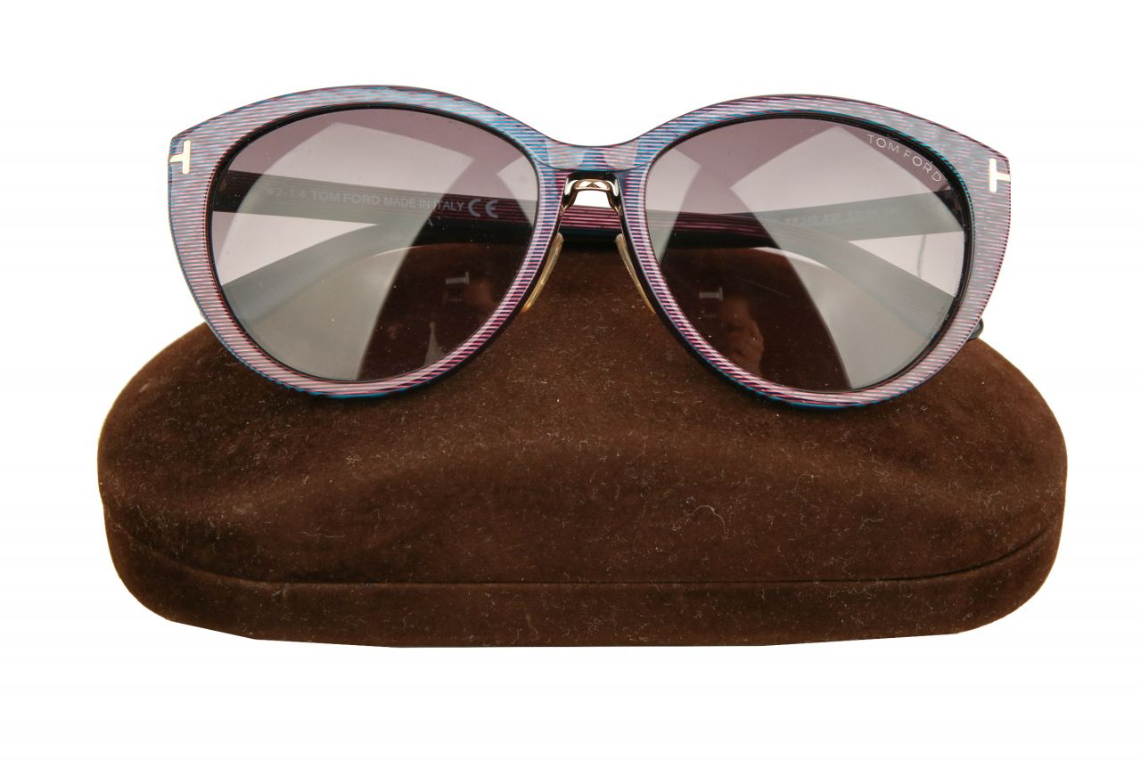 """Tom Ford Sonnenbrille Gina """"TF345 83F"""""""