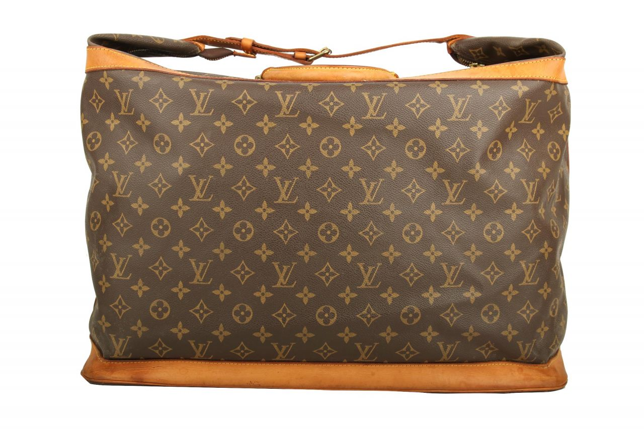 Louis Vuitton Cruiser Bag 50 Monogram Canvas