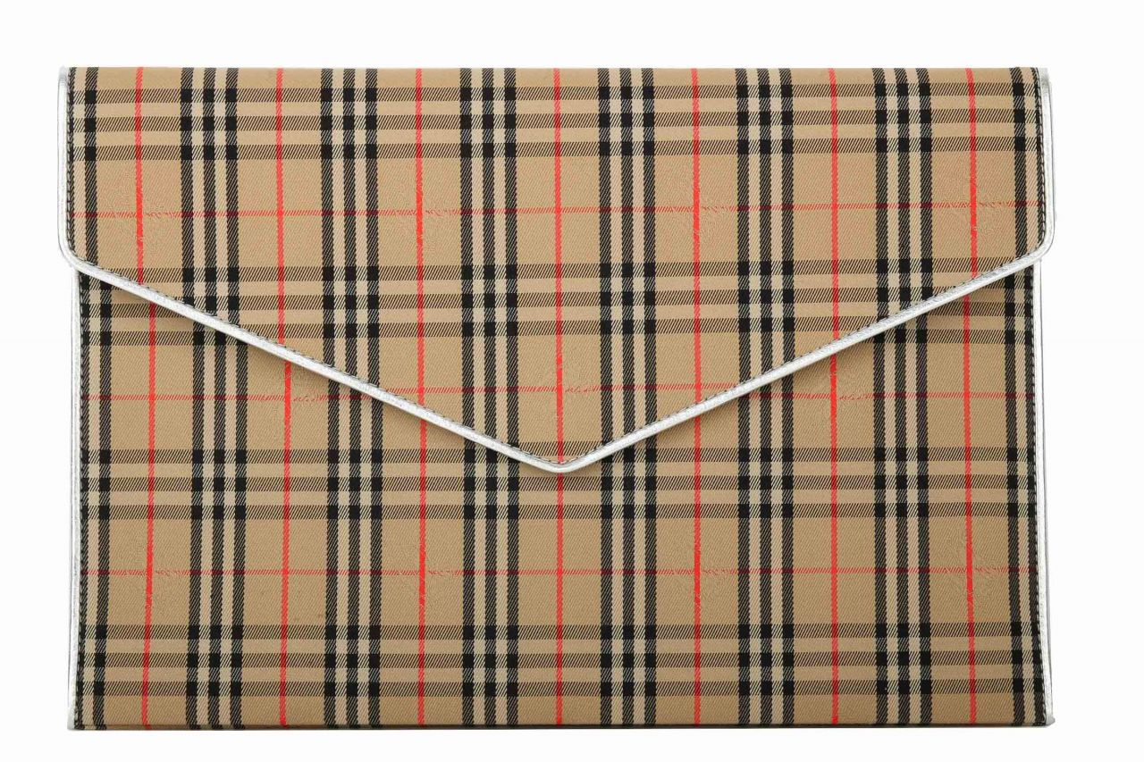 Burberry Clutch Nova Check