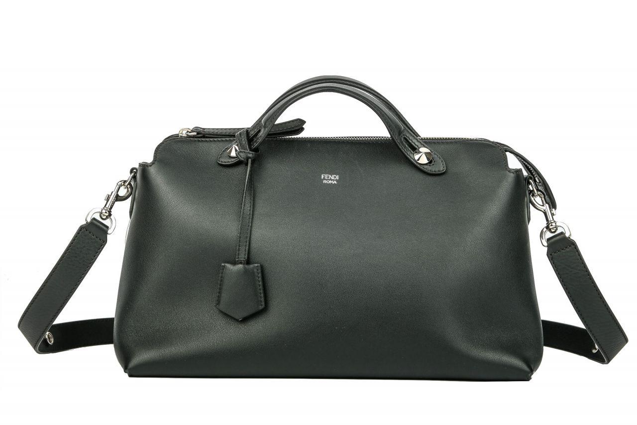 Fendi Handtasche By The Way Schwarz