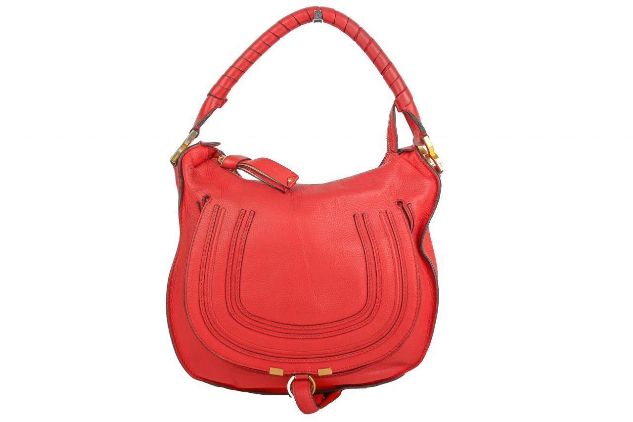 Chloé Marcie Hobo Bag Pink