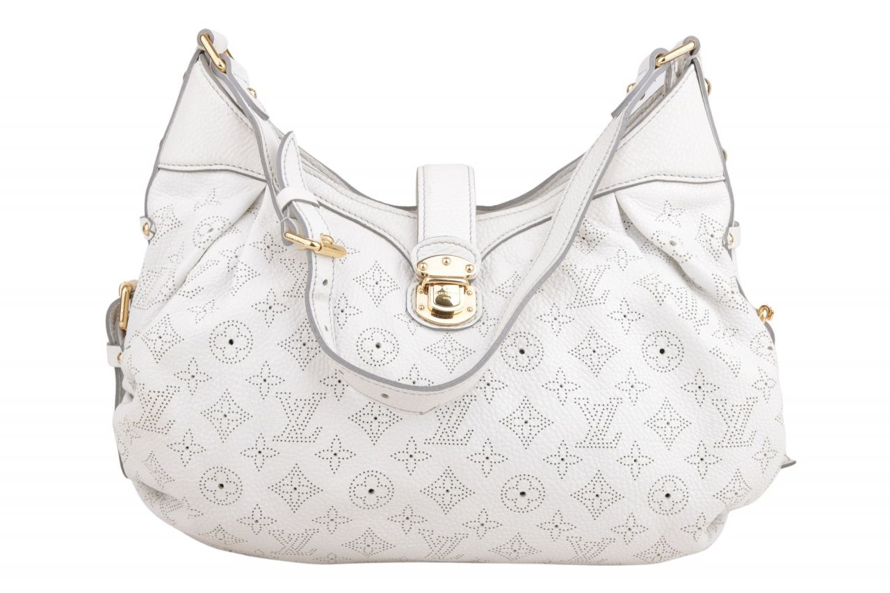 Louis Vuitton Mahina XS Blanc