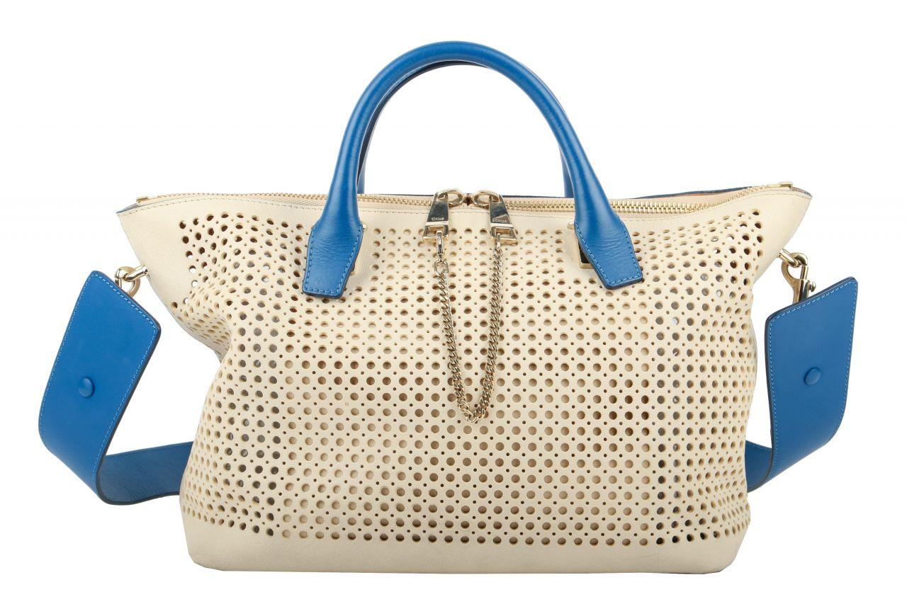 Chloé Handtasche Beige