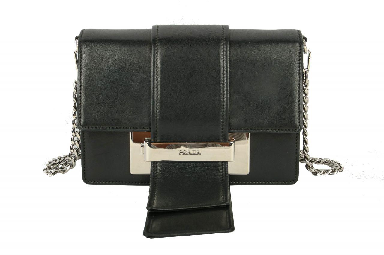 Prada Crossbody Bag Schwarz