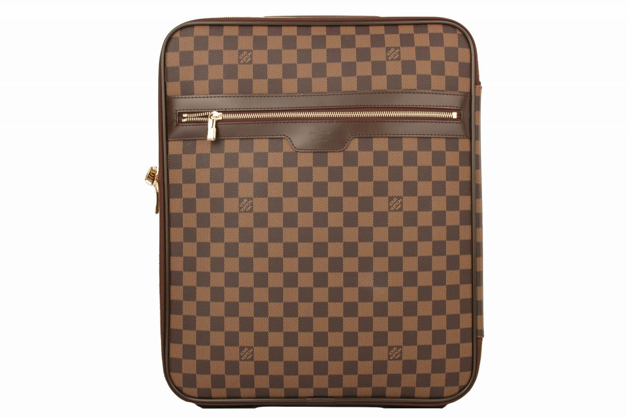 Louis Vuitton Reisekoffer 45 cm Damier Ebene Canvas