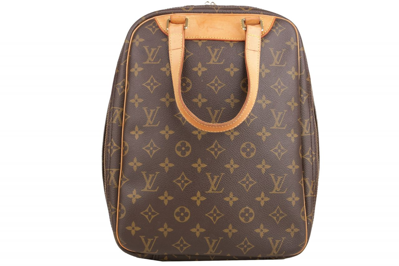 Louis Vuitton Excursion Hand Bag Monogram Canvas
