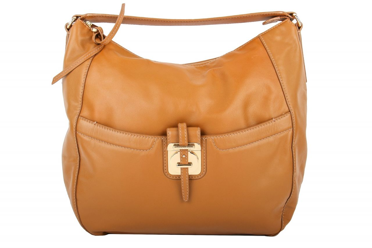 Hugo Boss Hobo Bag Cognac