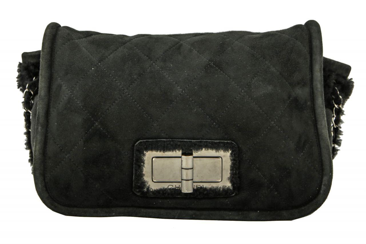 Chanel 2.55 Flap Bag Lambskin