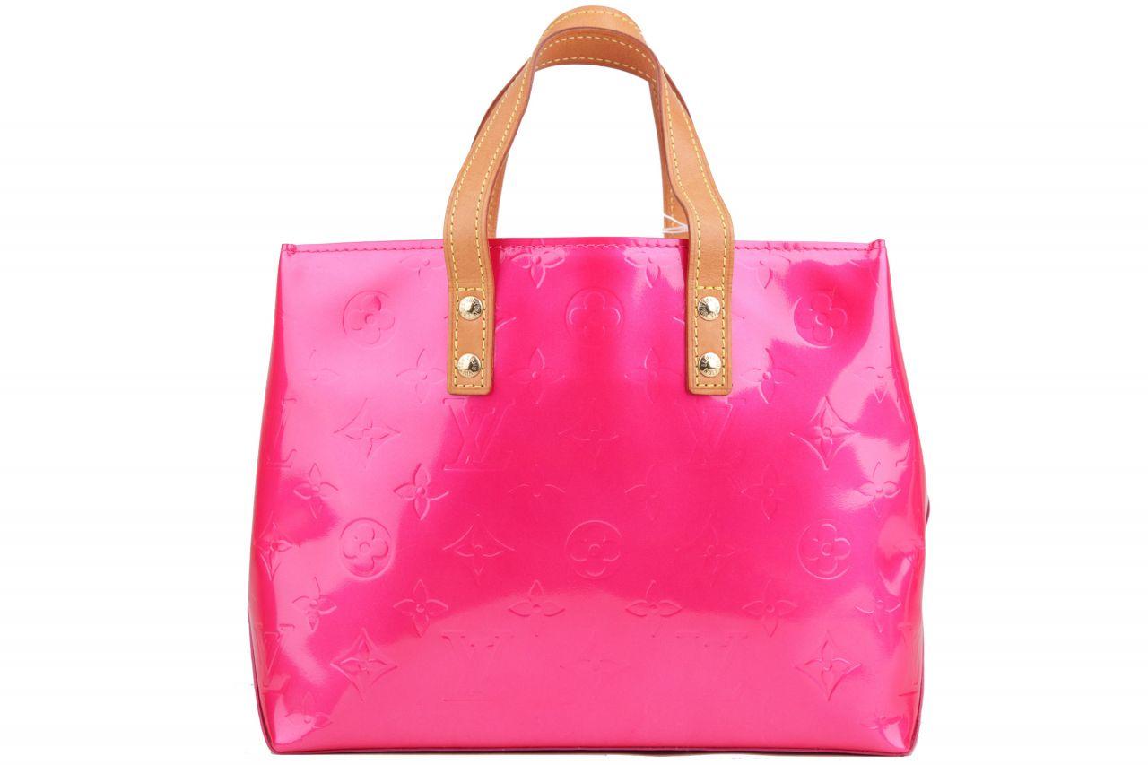 Louis Vuitton Reade PM Monogram Vernis Pink