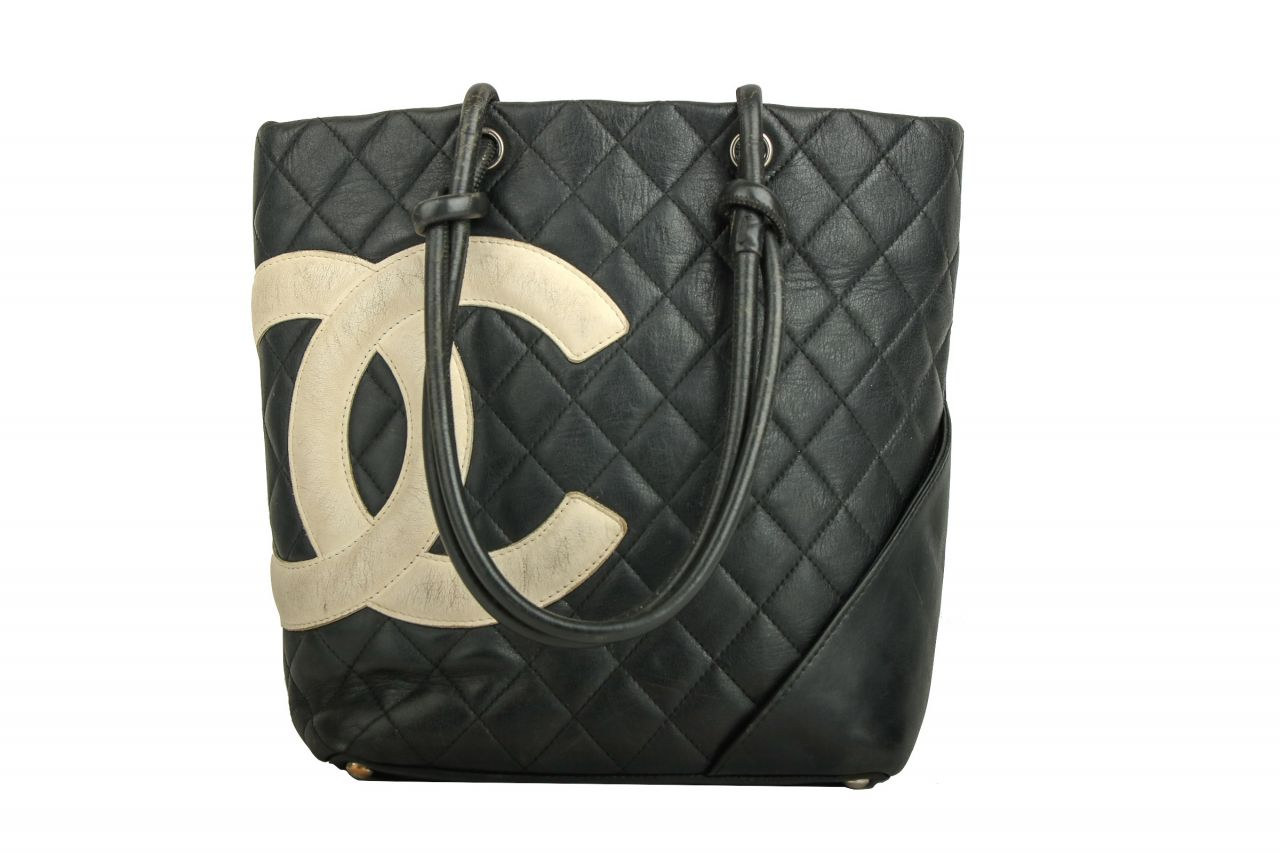 Chanel Cambon Mini Black