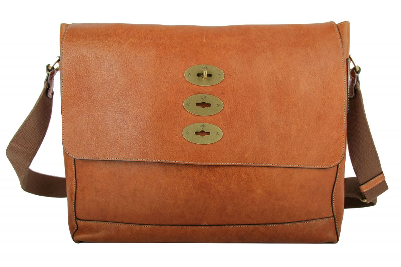 Mulberry Brynmore Messenger Bag Braun