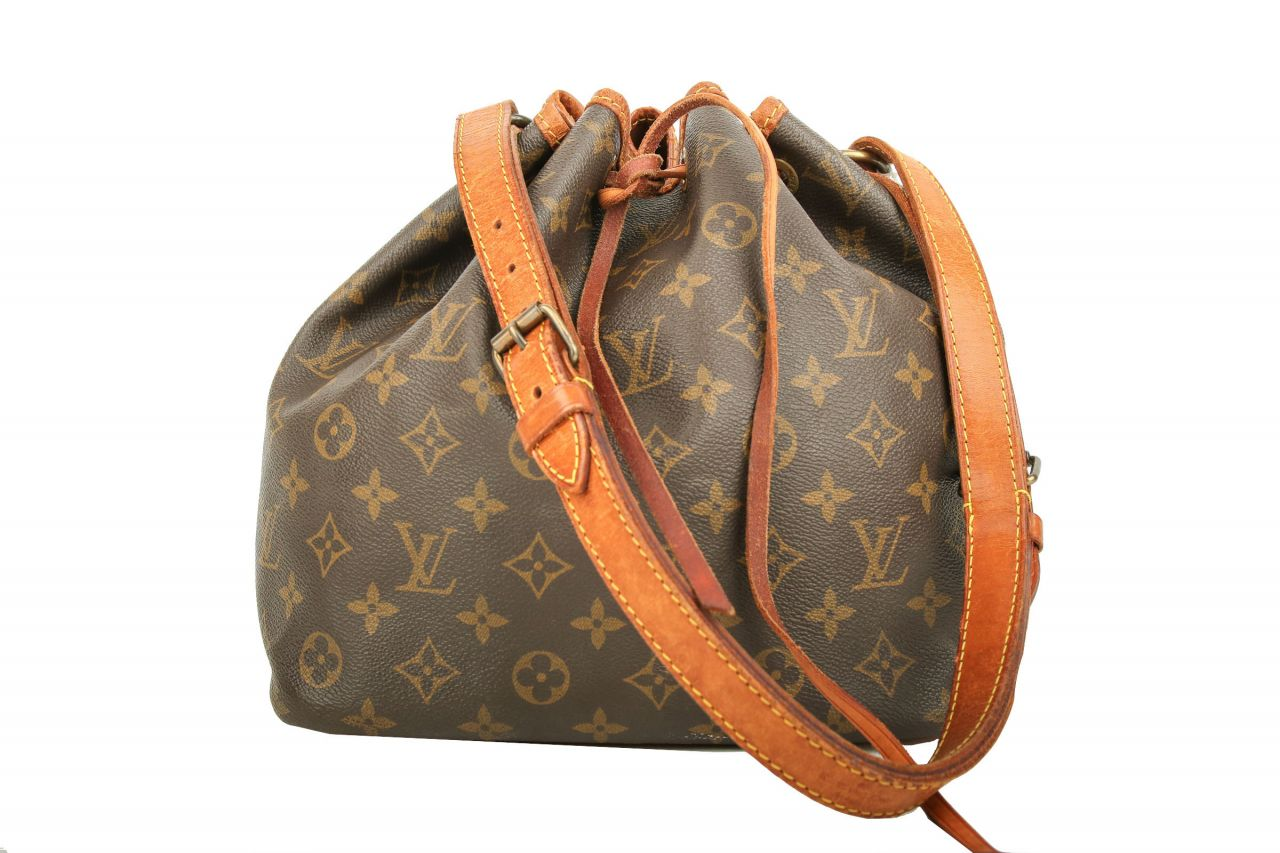 Louis Vuitton Sac Noé Petit Monogram Canvas