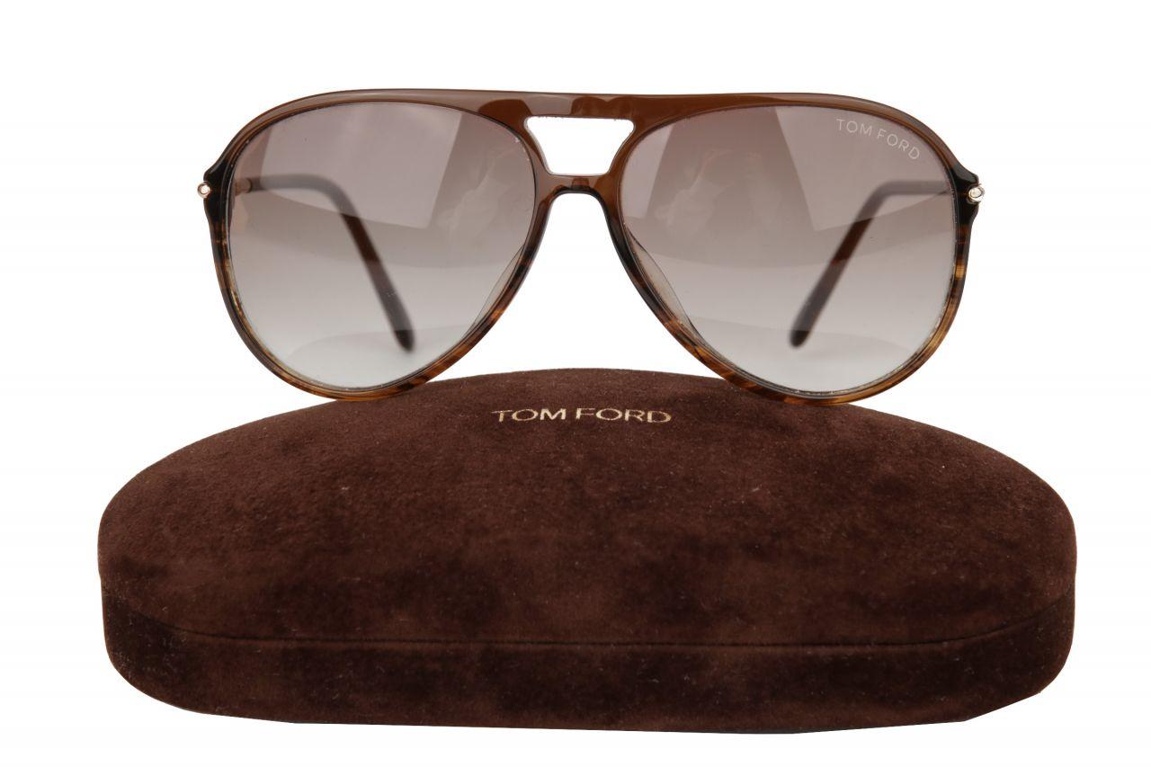 Tom Ford Matteo Sunglasses Havanna-Brown
