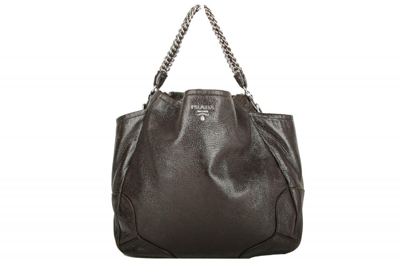 Prada Hobo Bag Brown