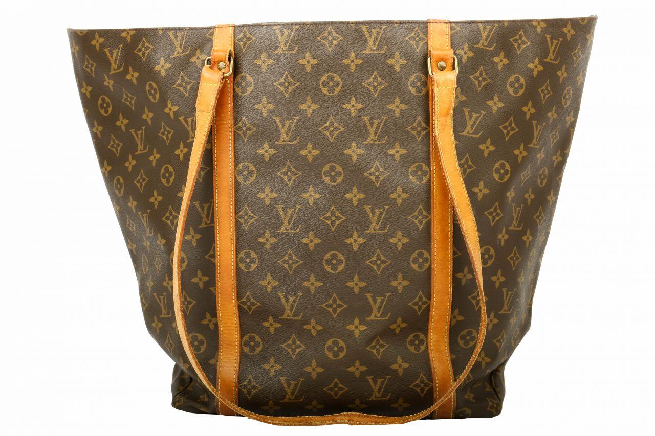 Louis Vuitton Shopper inkl. Pochette Monogram Canvas