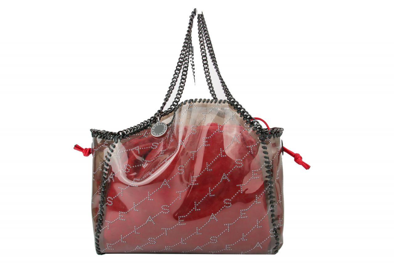Stella McCartney Transparente Falabella Tote Bag