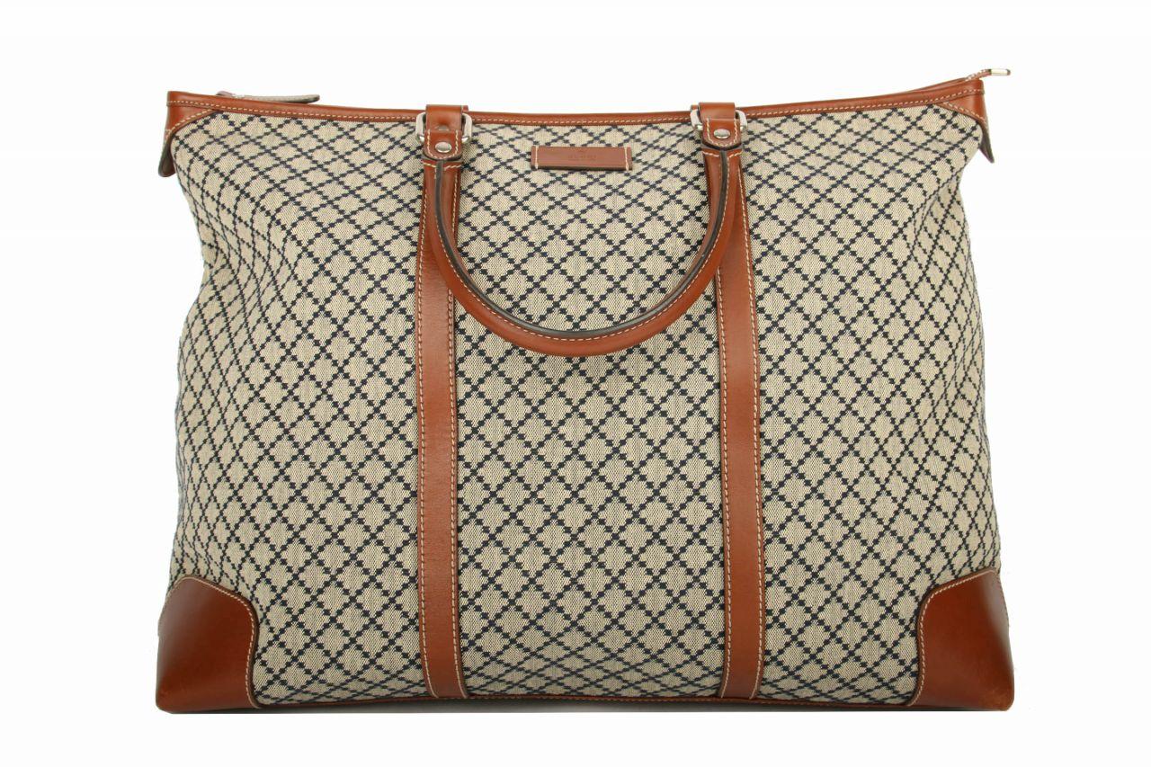 Gucci Tote Bag Guccissima