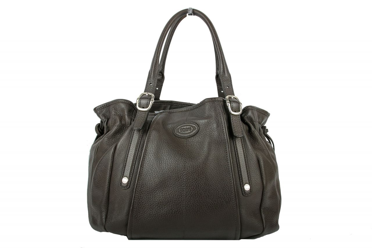 Tod's Shopper Braun