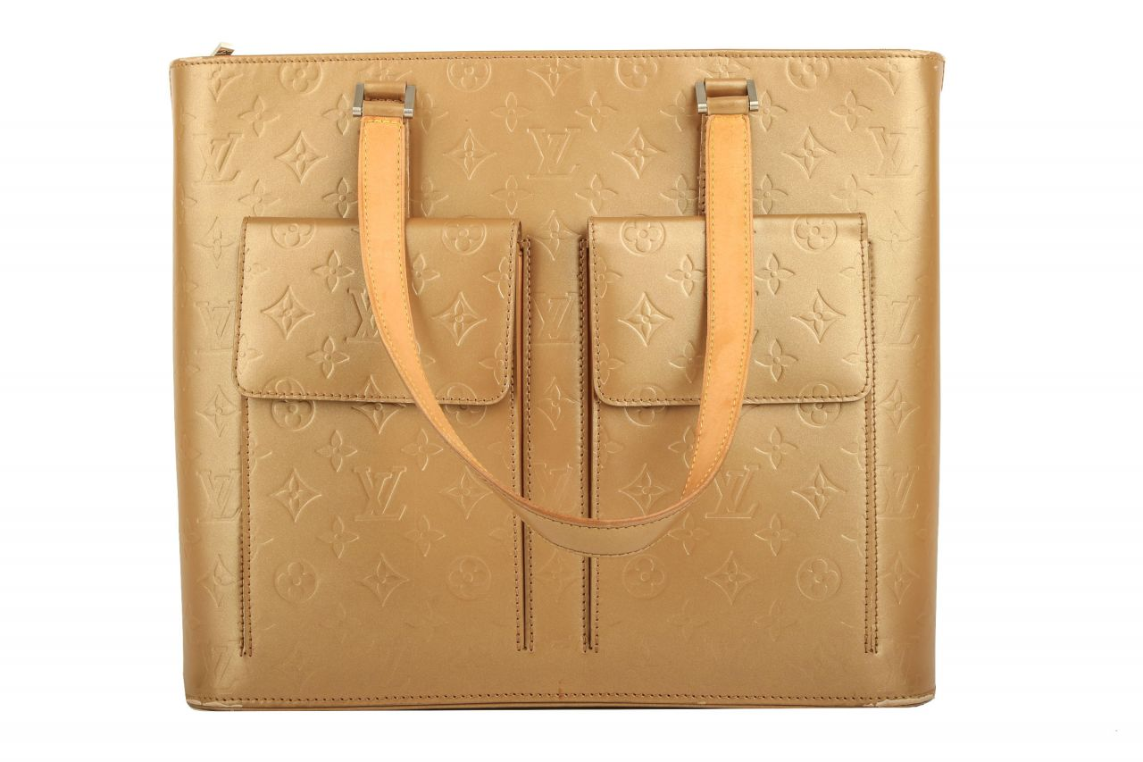 Louis Vuitton Willwood Monogram Empreinte Bronze