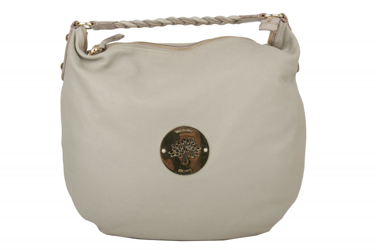 Mulberry Shoulderbag Grau