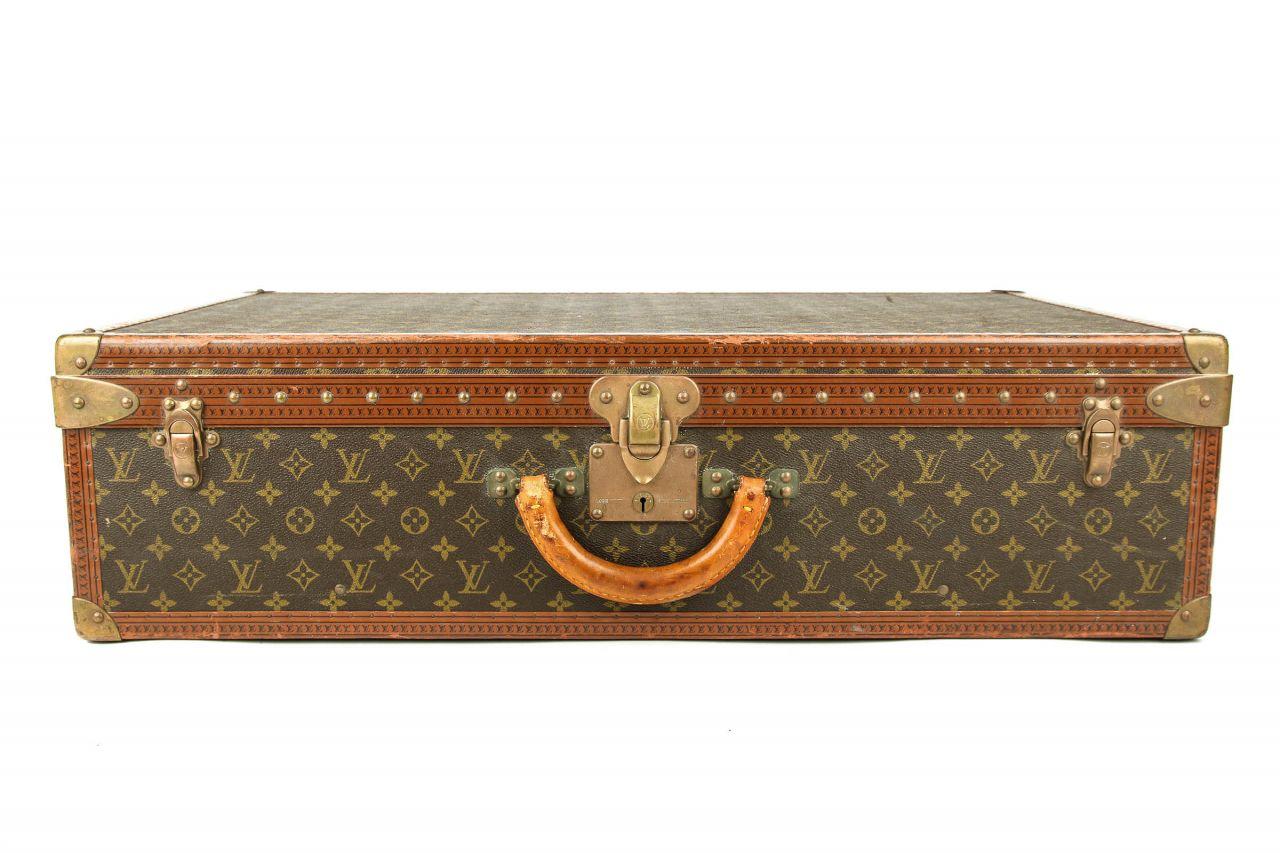 Louis Vuitton Bisten Koffer 80 Monogram Canvas