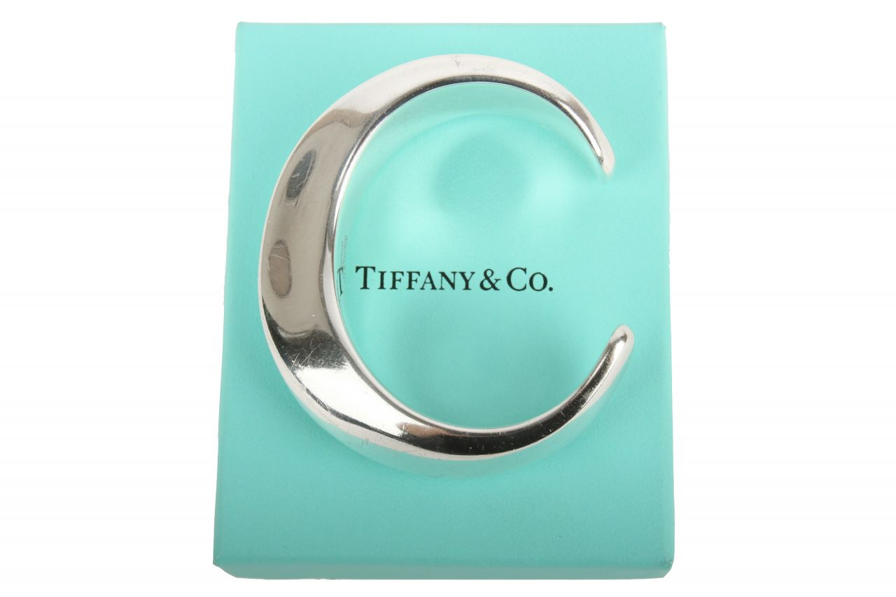 Tiffany & Co. Armreif designed by Elsa Peretti 925 Silber