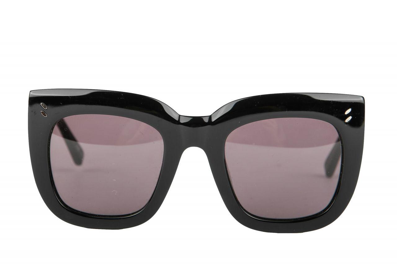 Stella McCartney Sonnenbrille Schwarz