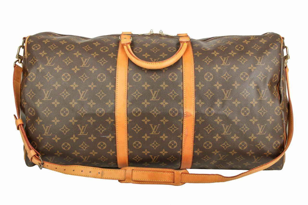 Louis Vuitton Keepall 60 mit Schulterriemen