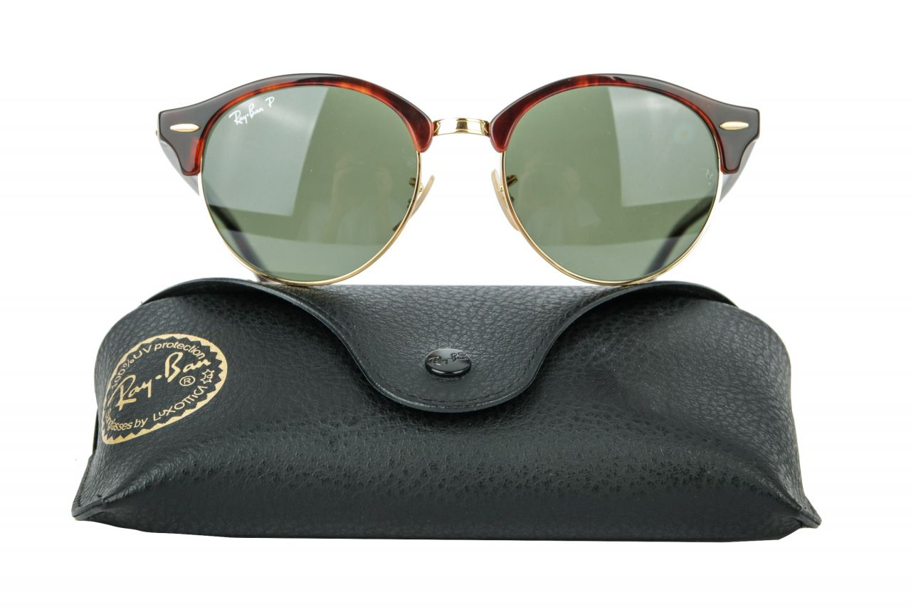 Ray-Ban Sonnenbrille RB 4246 Clubround