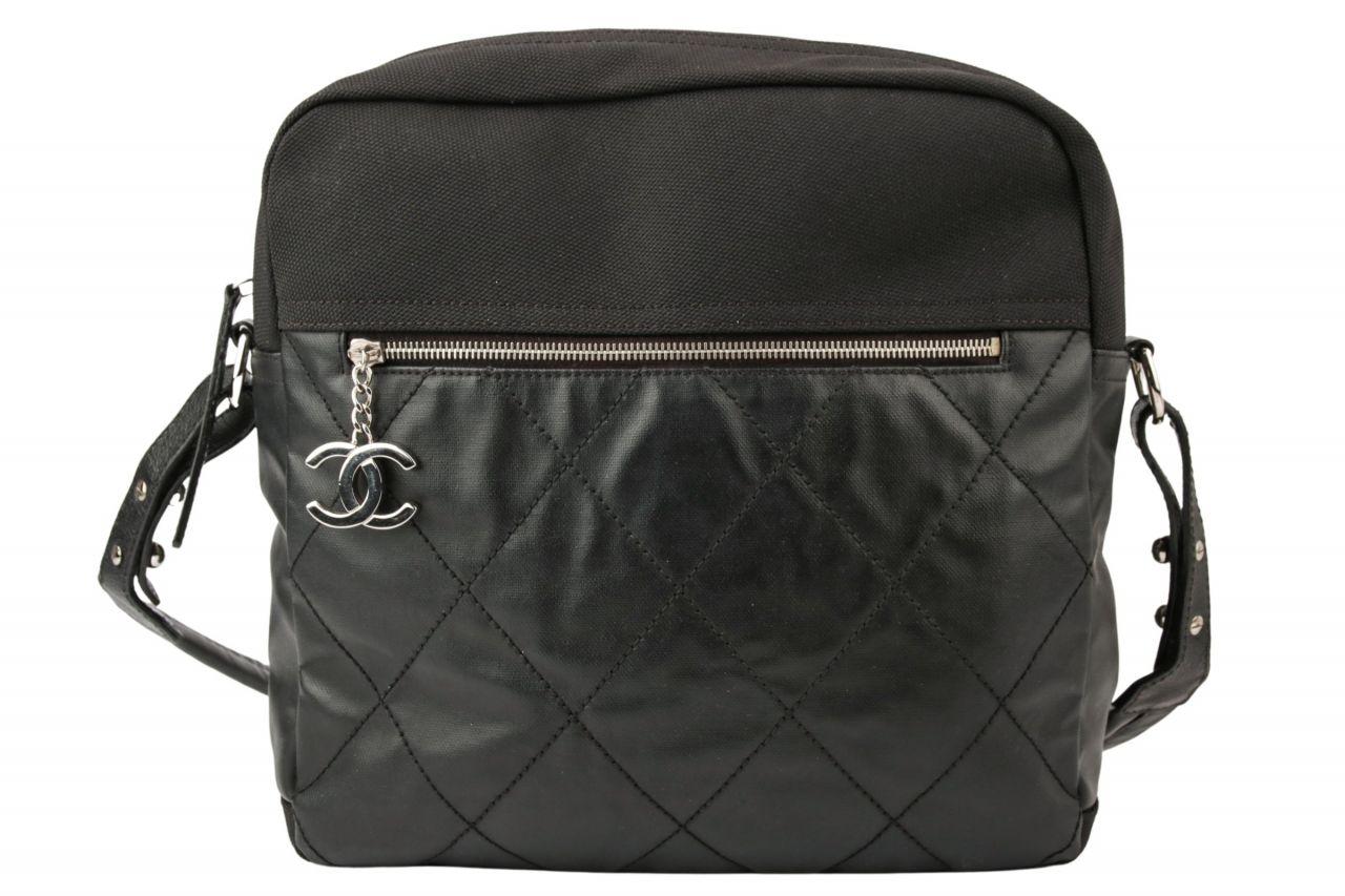 Chanel Multifunktions Bag Schwarz