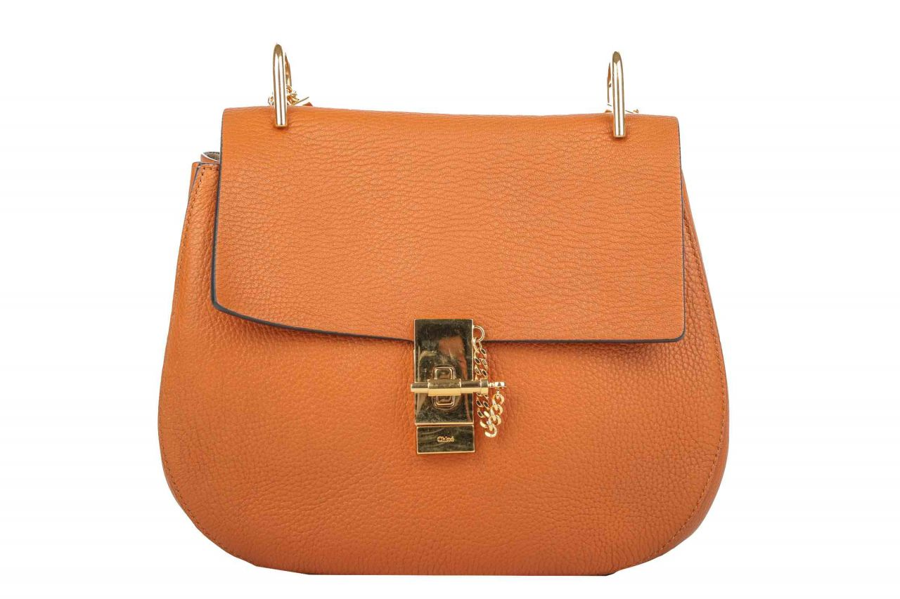 Chloé Drew Bag Tan Large